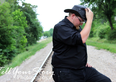 Railroad Andrew